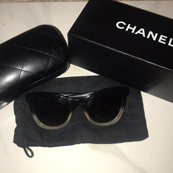 656d90ea8a05 CHANEL Accessories | Nwt Cat Eye Sunglasses | Poshmark
